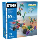 K'Nex Imagine 10 Farklı Model Set 17009