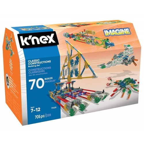 K'Nex Imagine 70 Farklı Model Set 17435