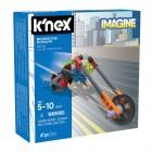 K'Nex Imagine Motorcycle Building Set 17007