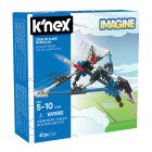 K'Nex Imagine Stealth Plane Building Set 17008