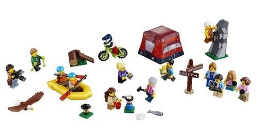 Lego City Outdoor Adventures 60202
