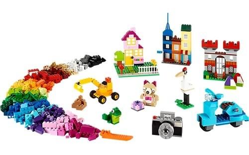 Lego Classic L Creat Brick Box 10698