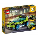 Lego Creator Rocket Rally Car 31074