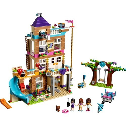 Lego Friends Friendship House 41340