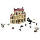 Lego Jurassic World Indoraptor Estate 75930