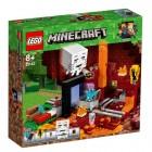 Lego Minecraft Nether Portal 21143