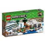 Lego Minecraft Polar Igloo 21142