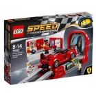 Lego Speed Champions Ferrari And Dvip Center 75882