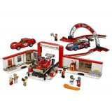 Lego Speed Ferrari Ultimate Garage 75889