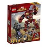 Lego Super Heroes Hulkbuster Dövüşü 76104