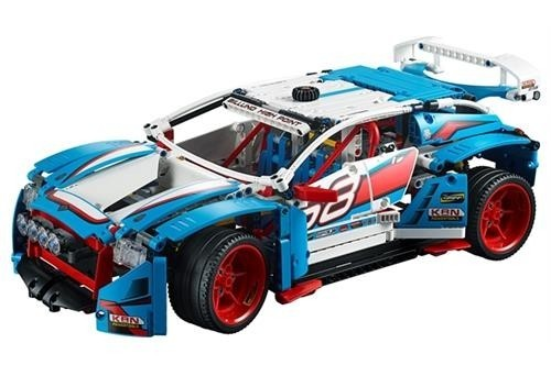 Lego Technic Rally Car 42077
