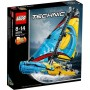 Lego Technic Racing Yacht 42074