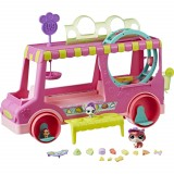 Littlest Pet Shop Miniş Treats Truck E1840