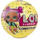 LOL Bebekler Confetti Pop 3. Seri 9 Katlı Sürpriz Paket - LLU09000