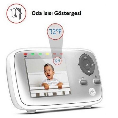 Motorola MBP36XL 5 İnç Lcd Ekran Dijital Bebek Kamerası