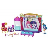My Little Pony Equestria Girls Miniler Sinema Salonu C0409