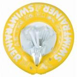 Swimtrainer Yüzme Simidi 4-8 Yaş - Sarı Renk