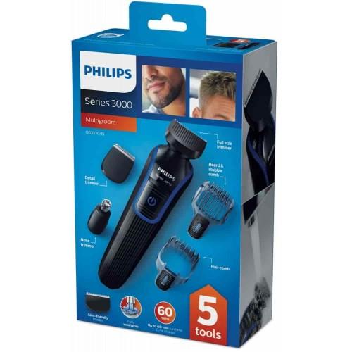 Philips 7000 Serisi QG3381/15 Multigroom 9 in 1 Erkek Bakım Kiti