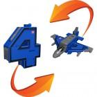 Pocket Morphers Dönüşebilen Numaralar -Savaş Uçağı