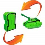 Pocket Morphers Dönüşebilen Numaralar -Tank