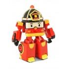 Robocar Poli Işıklı Transformers Robot Figür Roy 83093
