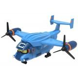 Robocar Poli Kargo Uçağı Sesli Işıklı 83359