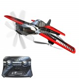 Silverlit Speed Glider 2.4G - 4CH Siyah (İç Mekan) 84724