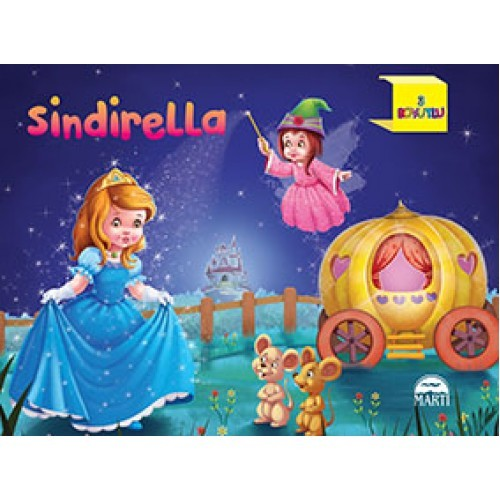 Sindirella (3 Boyutlu Kitap) - Gamze Tuncel Demir
