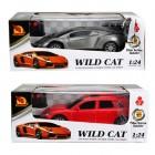 Sunman Oyuncak Wild Cat 1/24 Işıklı Araba 1109
