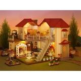 Sylvanian Families Işıklı Şehir Evi 2752