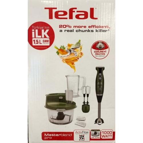 Tefal Masterblend Activflow Pro 1000W Cam Blender Seti (HB2033TR)