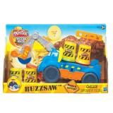 Play-Doh İnşaat Kamyonum Buzz