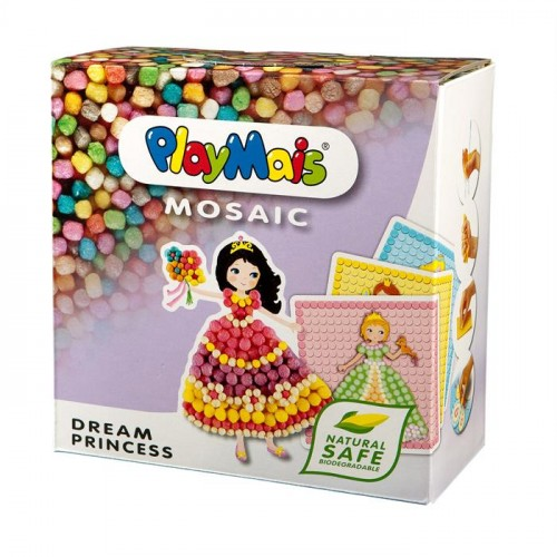 Playmais Mozaik Rüya Prensesi 160178