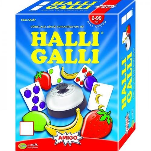 Amigo Halli Galli 20634 (Anne Akıl Oyunları)