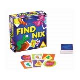 Piatnik Çoklu Bulmaca Find Nix (Anne Akıl Oyunları)