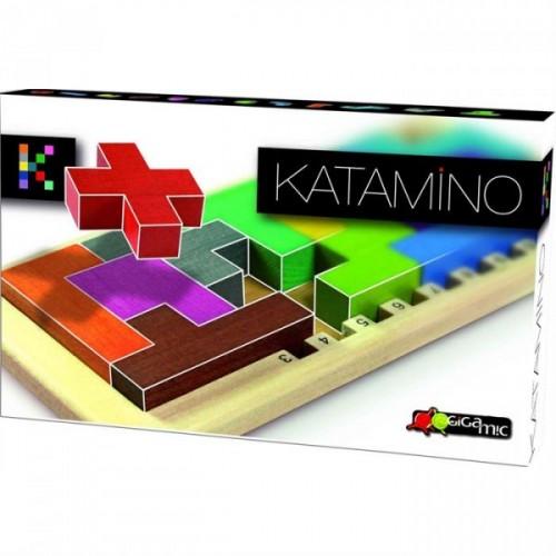 Katamino Geometrik Algılama Klasik (Anne Akıl Oyunları)