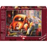 Art Puzzle 500 Parça Puzzle Vosvos 4164
