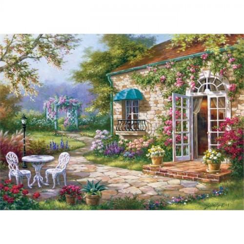 Art Puzzle 500 Parça Spring Patio 4177