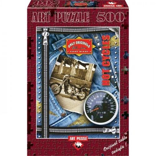 Art Puzzle 500  0 Km. 4187