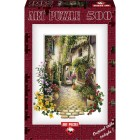 Art Puzzle 500 Parça Çiçekli Ara Sokak 4189