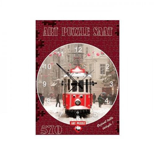 Art 570 Saat Puzzle Beyoglu İstanbul 4299