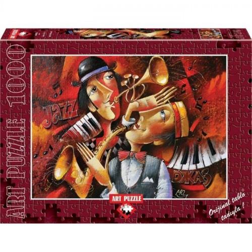 Art Puzzle 1000 Parçalık Jazz Puzzle 4415