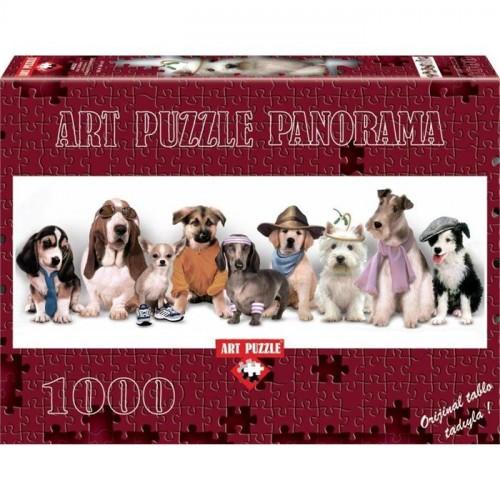 Art 1000-P Puzzle Rol Calanlar 4422
