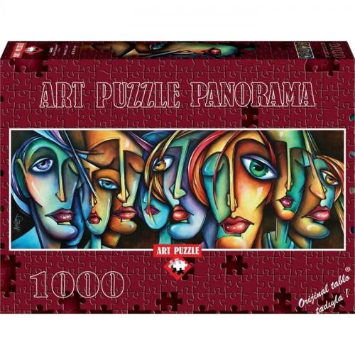 Art 1000 Parça Puzzle Huznu Paylasanlar 4446