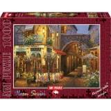 Art 1000 Parça Neon Puzzle Au Comte Roger 4456