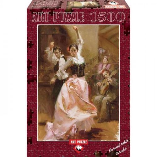 Art 1500 Puzzle Dancing In Barcelona 4600