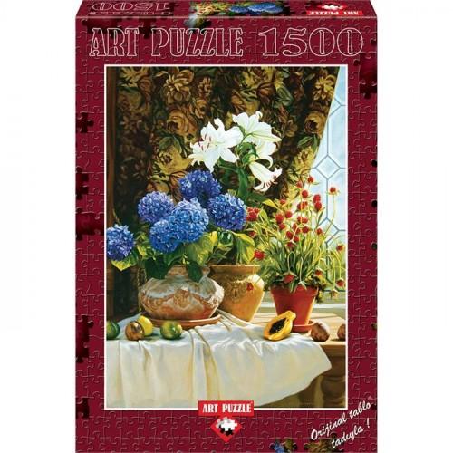Art Puzzle Ortancalar 1500 Parça Puzzle 4623