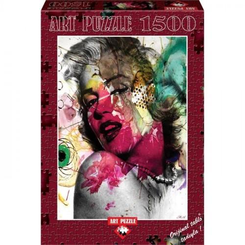 Art Puzzle 1500 Parça Marilyn 4638