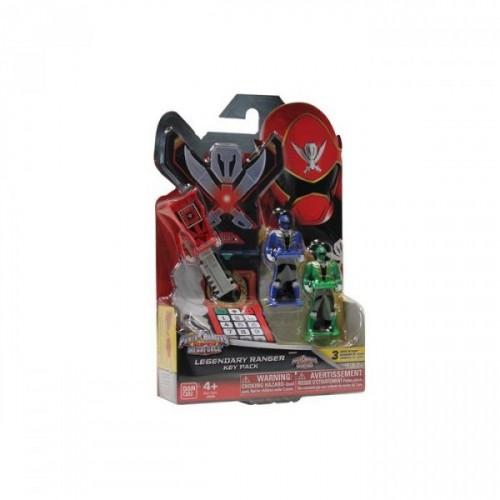 Bandai Power Rangers Süper Mega Key 3 Pack 38250