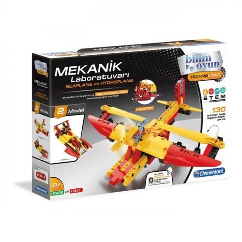 Clemenentoni Mekanik Laboratuvarı Seaplane ve Hydroplane 64436